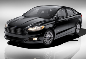 FORD FUSION DRIVE CHALLENGE